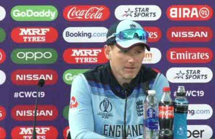 England showed glimpses of their best in last two games – Morgan
