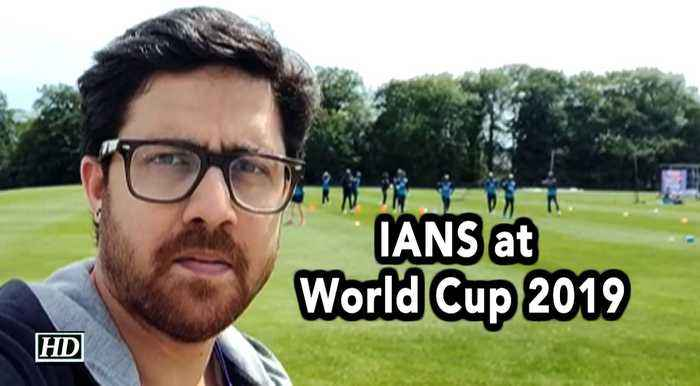 IANS at World Cup | India skip practice ahead of match against Sri Lanka