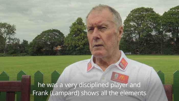 Sir Geoff Hurst: Lampard's managerial rise is 'meteoric'