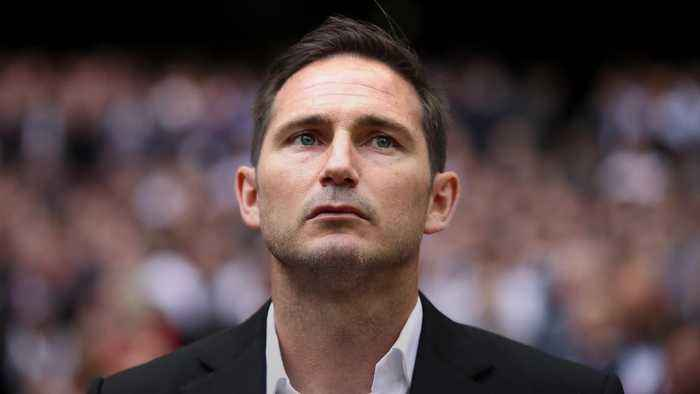 Frank Lampard announced as new Chelsea manager