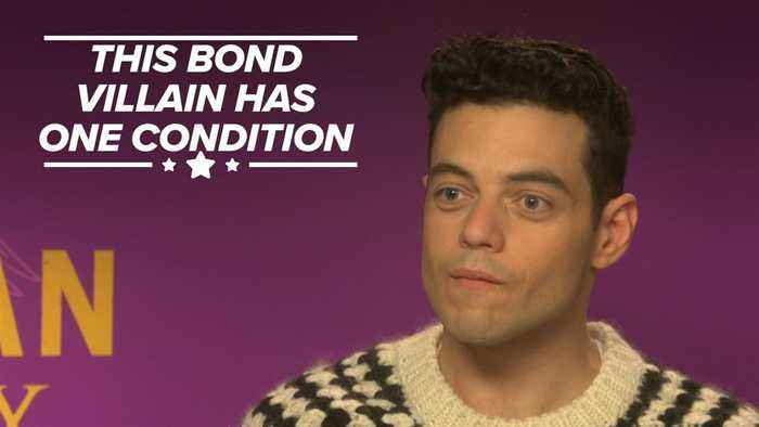 Why Rami Malek refused to play a religious extremist in Bond