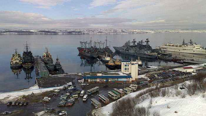 Deadly fire located in battery compartment of nuclear-powered Russian submarine