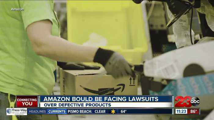 Federal appeals court says Amazon is liable for items sold by third parties