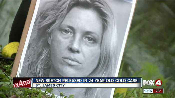 New forensic sketch released of unidentified woman found dead near St. James City