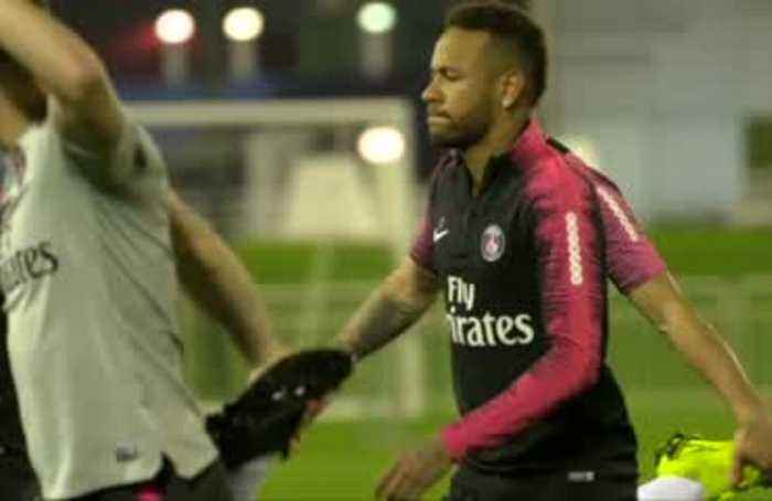 Neymar wants to leave PSG but they don't want to sell him - Barca president