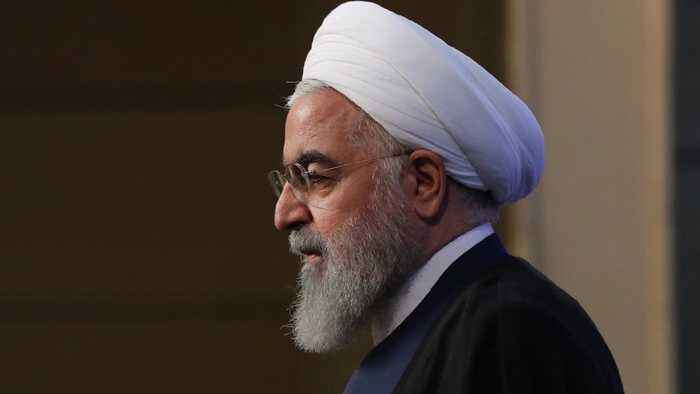 French President Warns Iran's Rouhani About Violating Nuclear Deal