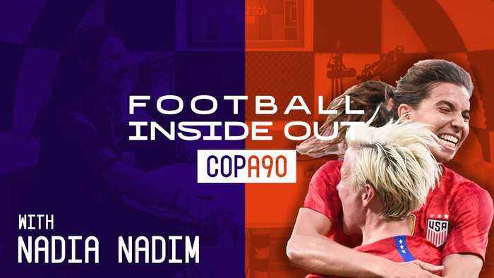 Is the USWNT The Ultimate Dream Team? | Football Inside Out Podcast sponsored by Visa