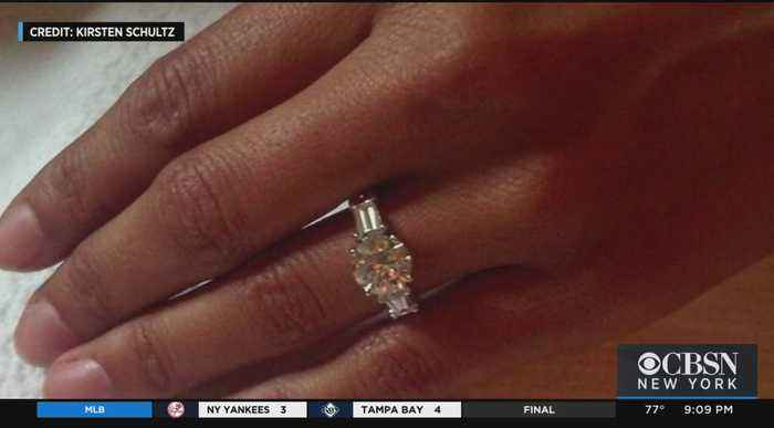 Woman Loses Engagement Ring In Central Park