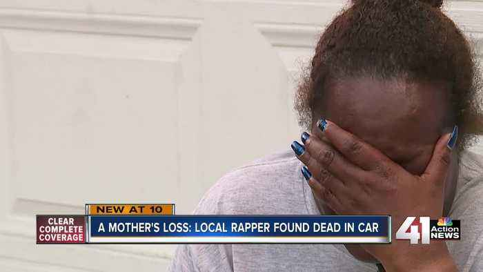 A mother's loss: Local rapper found dead in car