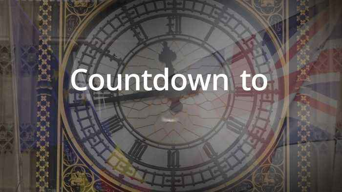 Countdown to Brexit: 116 days until Britain leaves the EU