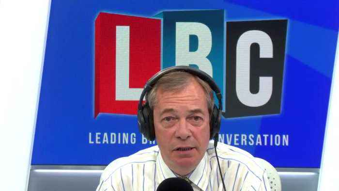 Nigel Farage's Advice To Boris Johnson To Get No-Deal Brexit
