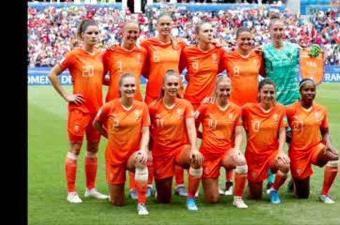 USA win World Cup for fourth time after beating Netherlands