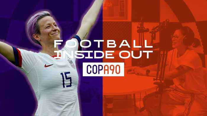 Rapinoe and USA Reign Supreme  | Football Inside Out Podcast sponsored by Visa