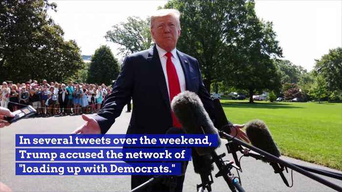 President Trump Trashes Fox News Weekend Coverage