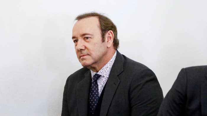 Kevin Spacey reportedly quizzed by Scotland Yard over sex assault allegations