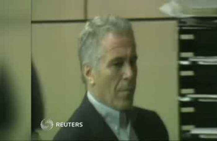 Financier Epstein pleads not guilty to U.S. sex trafficking charges