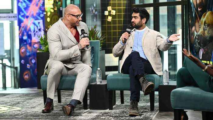 Kumail Nanjiani & Dave Bautista On How Toxic Masculinity Is Addressed In The Movie