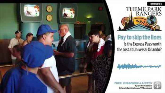 Is the Express Pass worth the cost at Universal Orlando?