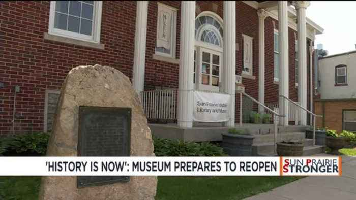 History is now: Museum prepares to reopen