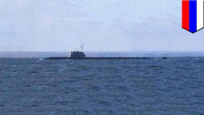 Fire breaks out on Russian nuclear submarine