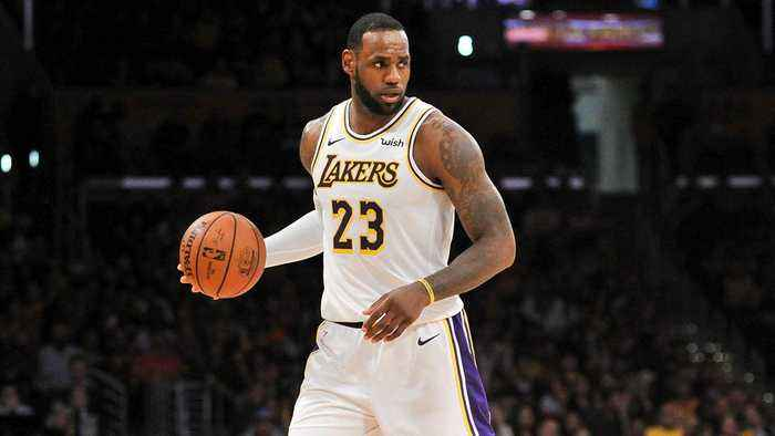 Does LeBron James at Point Guard Give Lakers Best Lineup?