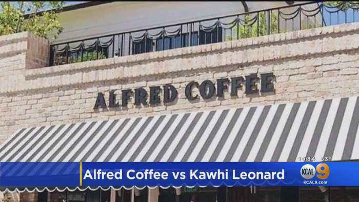 Local Coffee Shop Bans Kawhi Leonard