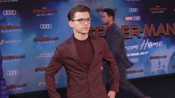 'Spider-Man: Far From Home' tops Fourth of July weekend box office