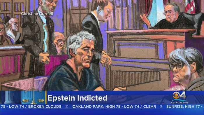 Prosecutors Want Billionaire Jeffrey Epstein To Stay In Jail On Sex Crimes Charges