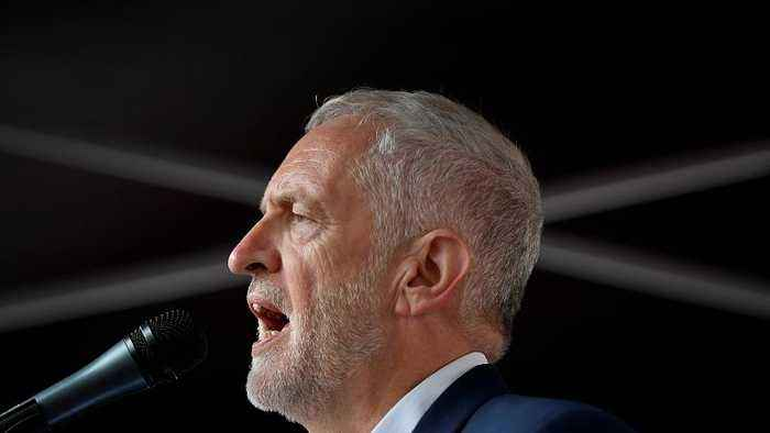 Corbyn says new UK PM must put Brexit plan to second referendum