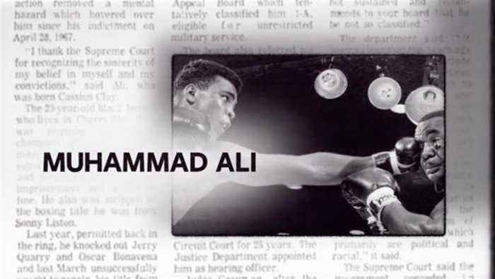 National Museum of African American History & Culture: Muhammad Ali