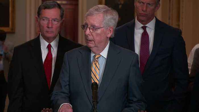 Accusations against Epstein 'horrendous': McConnell