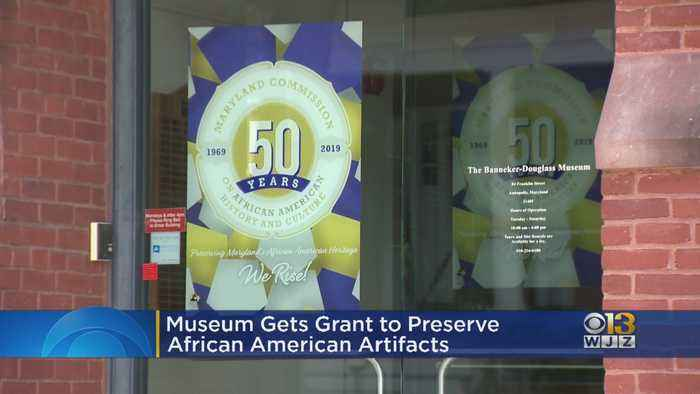 Museum Gets Grant To Preserve African American Artifacts