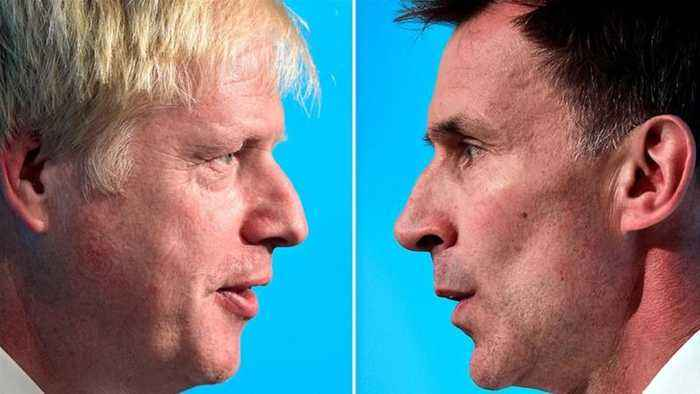 Tory leadership debate: Johnson edges closer to power