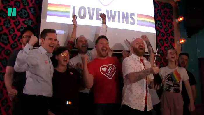 Westminster Vote Paves Way For Northern Ireland Same-Sex Marriage And Abortion Rights