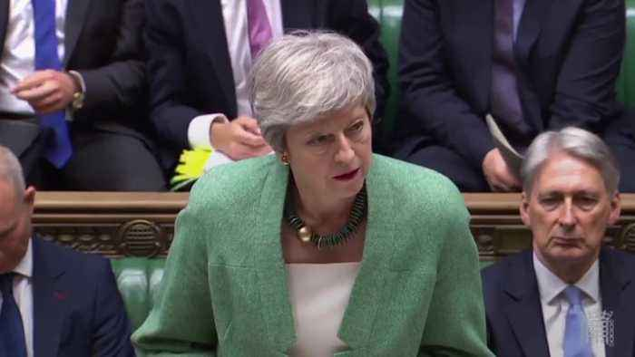 Theresa May: Sir Kim Darroch resignation a matter of great regret