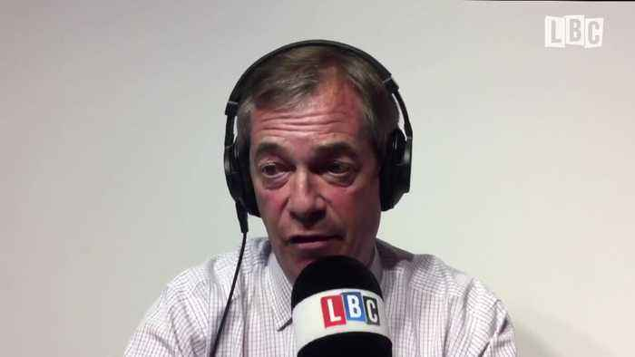 Nigel Farage Says He Killed The British National Party