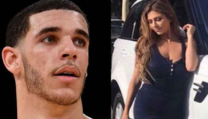 Lonzo Ball DEFENDS Baby Mama Denise's New Car Purchase! Says He Doesn't Help Pay For Her Stuff!