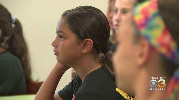 Youth Soccer Camp At Bryn Athyn College Soccer Inspired By US Women's World Cup Champions
