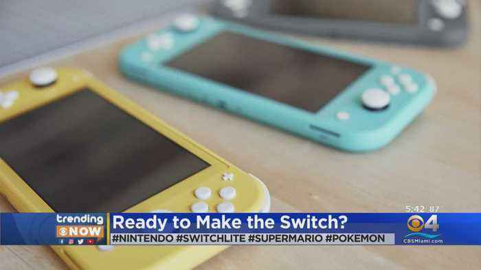 Trending: New Nintendo Switch