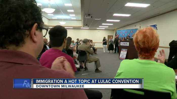 Immigration becomes hot topic at LULAC convention