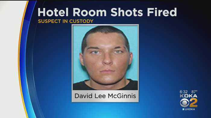 Suspect Arrested For Shooting At Blairsville Days Inn