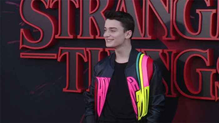 Noah Schnapp 'doesn't think' his 'Stranger Things' character is gay