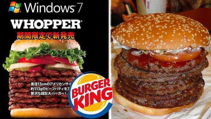 10 Outrageous Fast Food Items You Won't Believe Exist