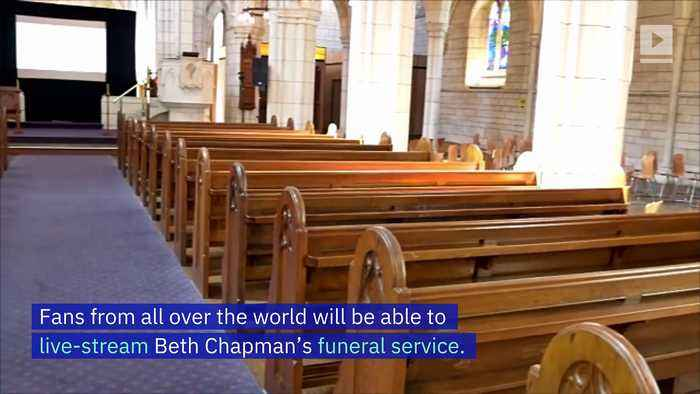 Funeral for Beth Chapman to be Live-Streamed