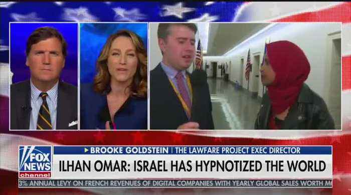 Human rights atty says Rep. Omar could be in KKK if not in Congress