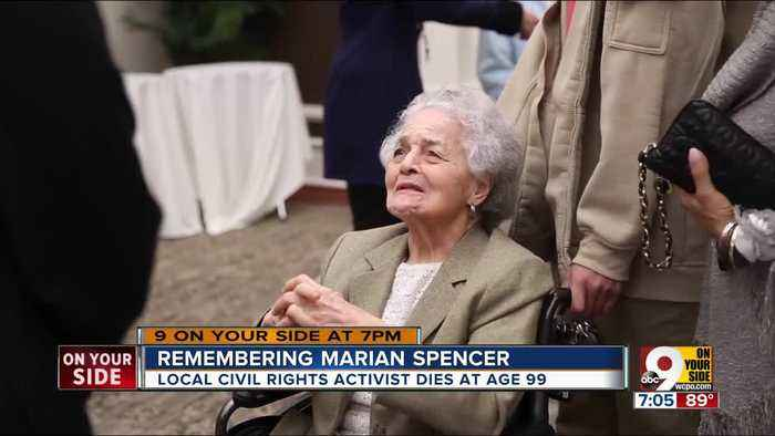 Here's what it was like to report on a Cincinnati civil rights legend