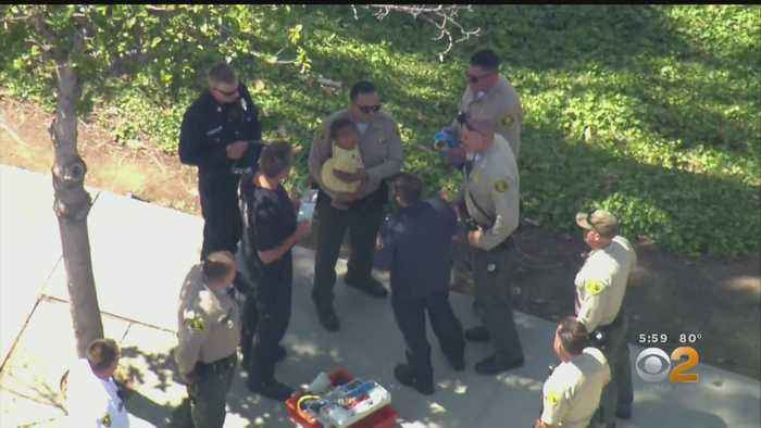 1-Year-Old Boy Sought In Paso Robles Amber Alert Found Safe In Lost Hills, Suspects In Custody