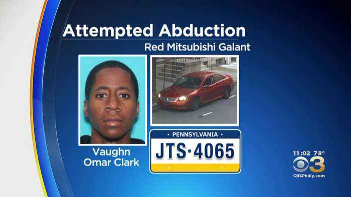 Police Identify Suspect Wanted For Center City Attempted Abduction