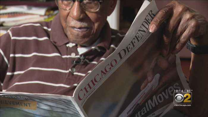 Civil Rights Activist Timuel Black Remember The Chicago Defender After Its Last Printing