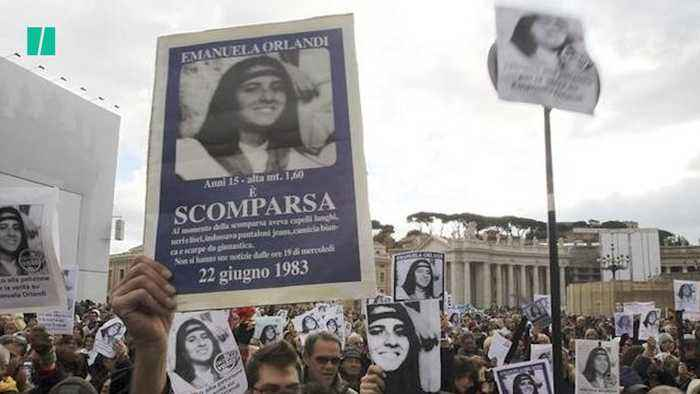 Vatican Tombs Opened In Bid To Solve Mystery Of Missing Teen